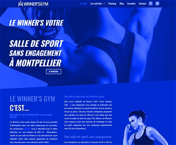 création site internet montpellier, réalisation site vitrine montpellier, Aire Digitale