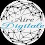 création site internet montpellier, logo Aire Digitale